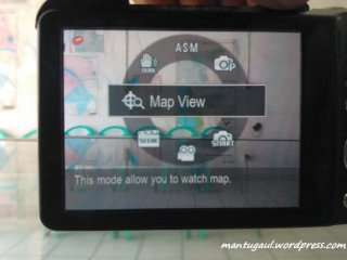 Dial mode Mapview