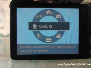 Dial mode Dual IS