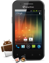 Review Ponsel Smartfren Andro Max, Android ICS CDMA Termurah  Mantugaul's Gaul Site Image