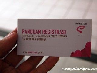 Panduan registrasi