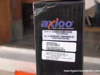 Kotak Axioo Neon BNE