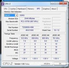 SPD CPU-Z
