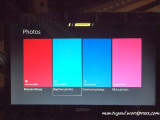 Photos Windows 8