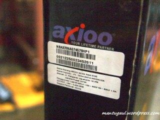Kotak ultrabook Axioo Neon RNA