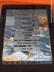 Game Air Strike HD