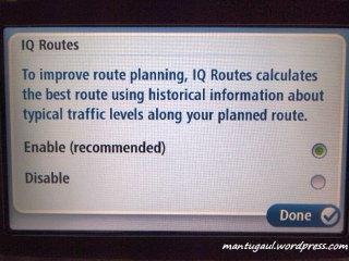 IQ route