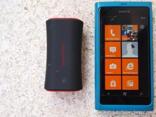 Ukuran 2600 vs Lumia 800