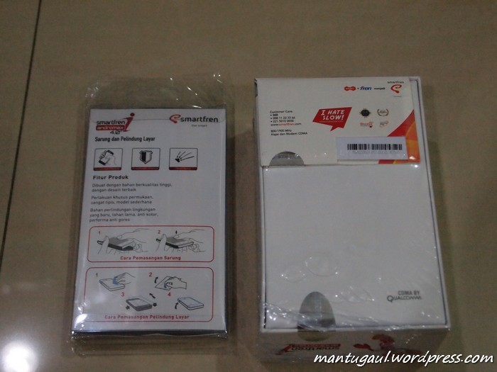 Review Android Smartfren Andromax I, Dualcore Termurah CDMA-GSM (4/6)
