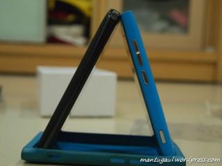 Ketebalan dengan Lumia