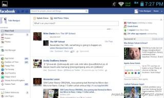 Buka facebook fullsite