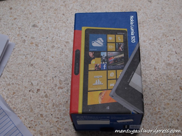 Review Nokia Lumia 920, Ponsel WP8 Dengan Teknologi Inovatif (4/6)