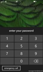 Kunci lockscreen