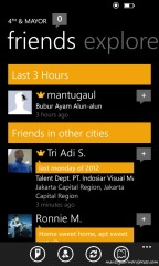 4th mayor (foursquare apps)