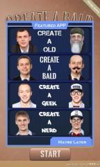 Create a Bald
