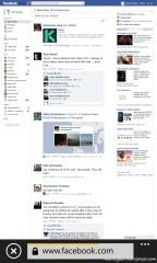 IE buka FB