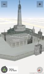 3D building Denpasar