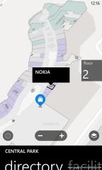 Nokia Maps with indoor maps