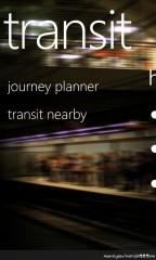 Nokia Transit untuk transportasi umum