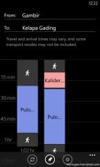 Misal dari gambir ke kelapa gading naik angkutan umum apa
