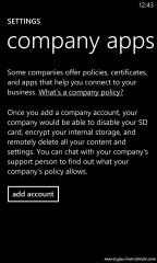 Company Apps