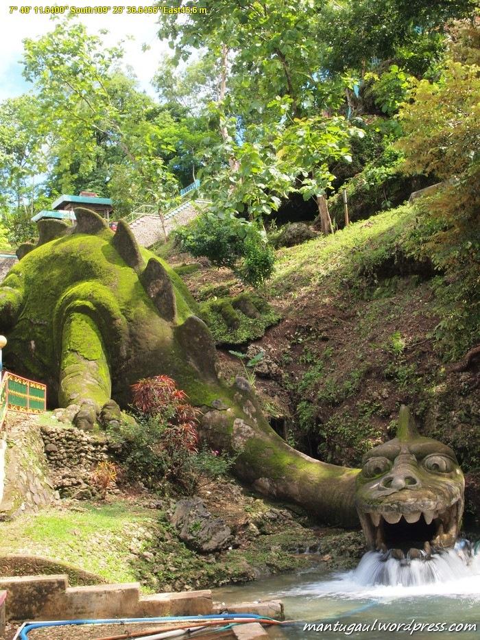 Ada dinosaurus di Goa jatijajar
