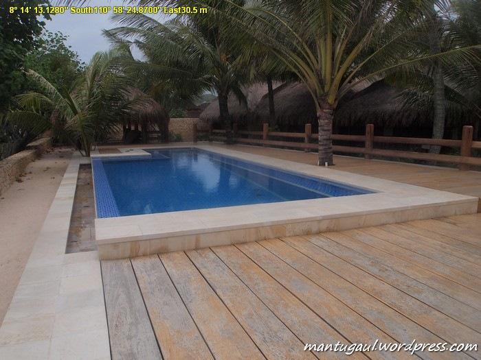 Resort Istana Ombak Pantai Watu Karung, Rp600.000/malam