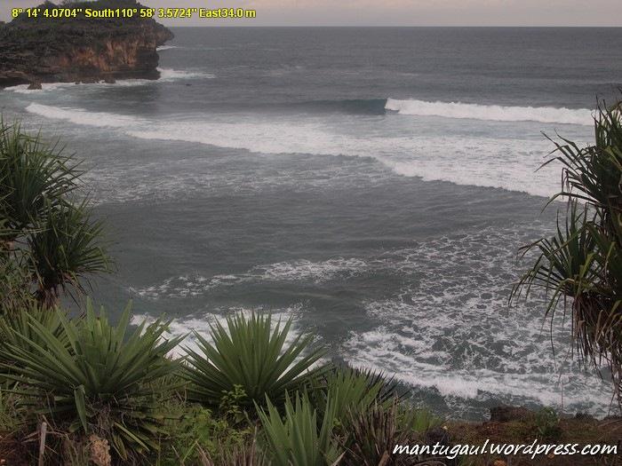 Ombak idaman para surfer
