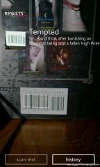 Scan barcode juga bisa