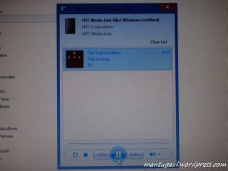 Coba musik pakai windows 8