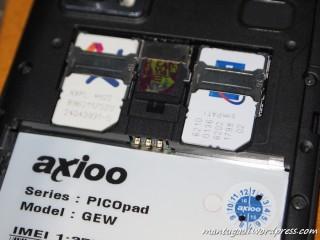 Dualsim dan micro sd card