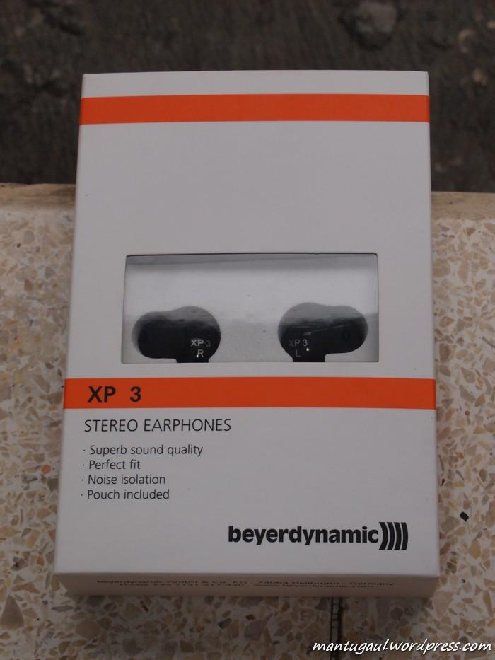 Kotak Beyerdynamic XP3