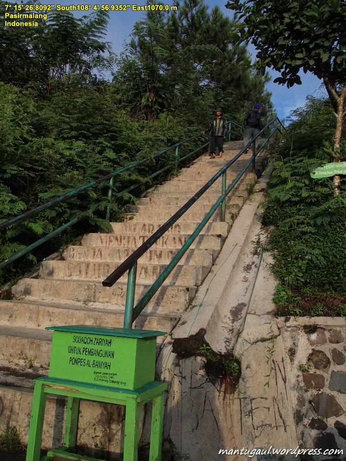 Ini tangganya