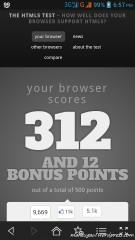 Browser pengujian html5