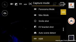Pengaturan Camera