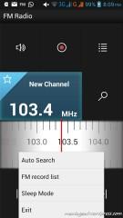 Radio FM tanpa kabel