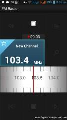 Radio FM bisa merekam