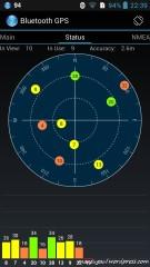 Kekuatan GPS setelah pakai i747a+