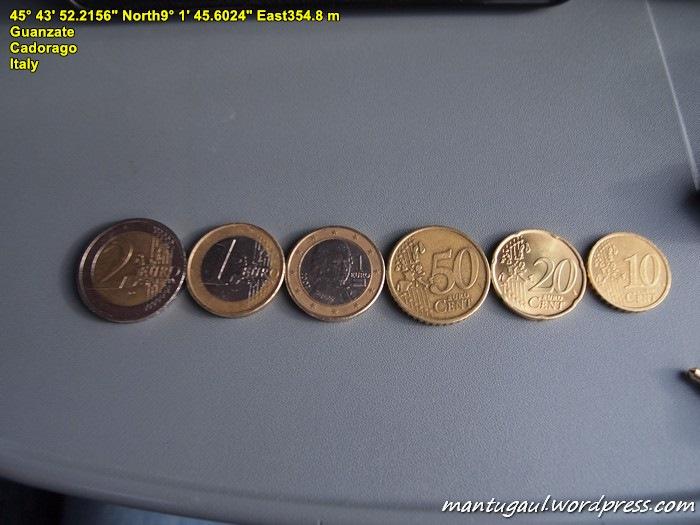 Uang koin Euro