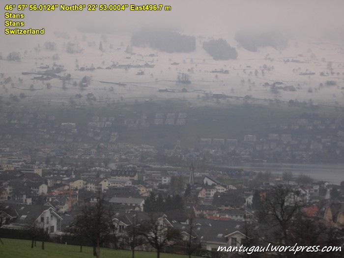 Salah satu kota di Swiss