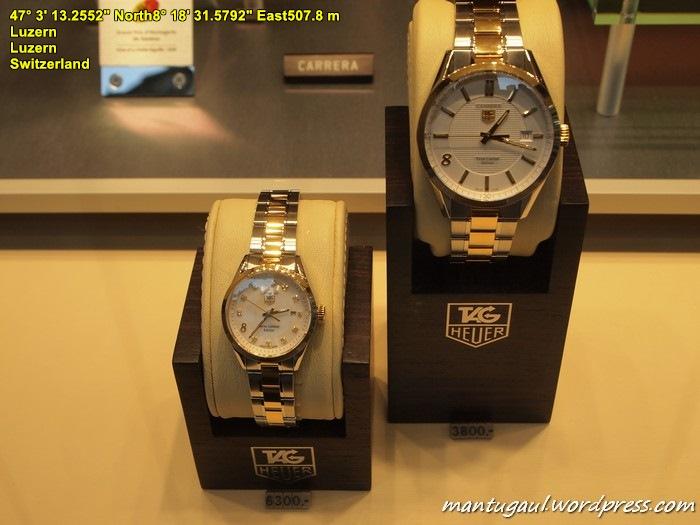 Buat penggila jam tangan