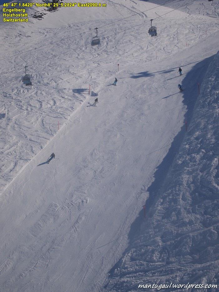 Tempat main ski