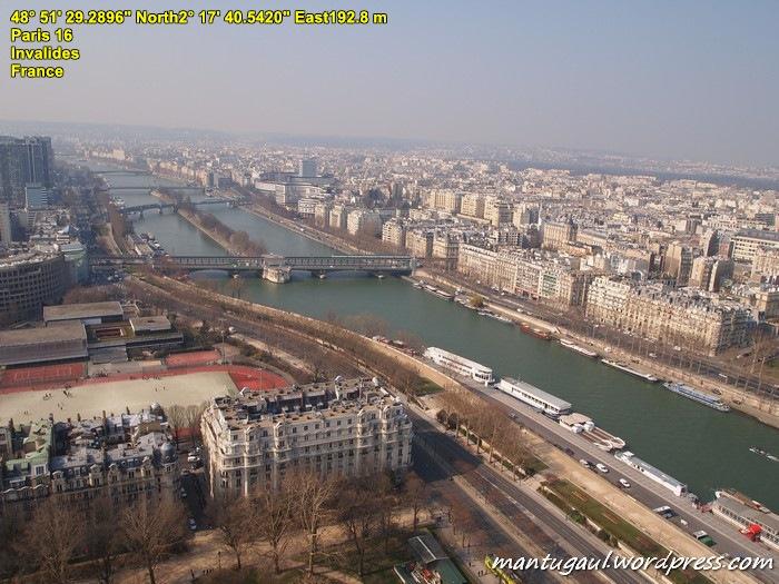 Sungai La Seine
