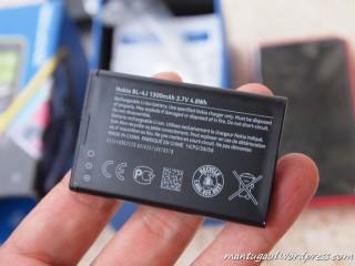 Baterai BL-4J