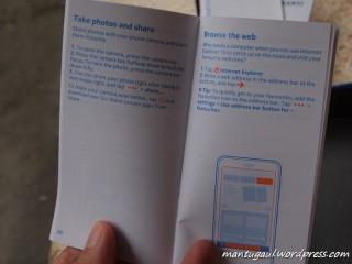 Manual bahasa inggris