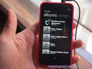 Album Nokia Lumia 620