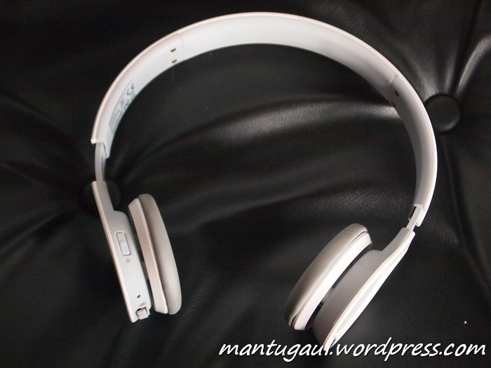 Headphone bluetooth Rapoo H6060 White