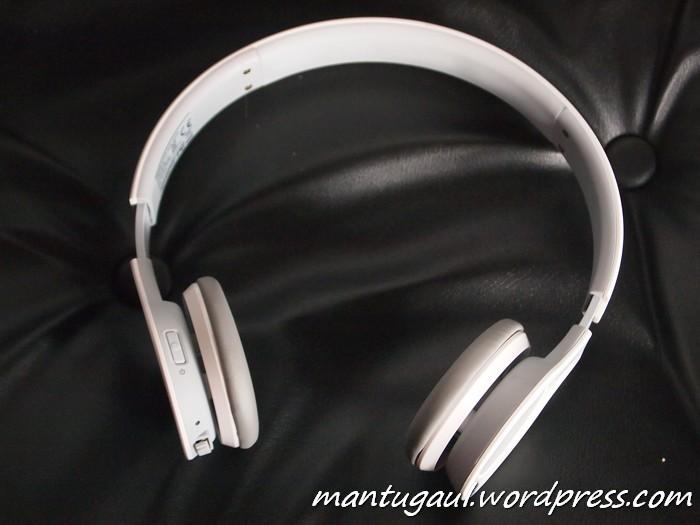 Headphone bluetooth Rapoo H6060 White