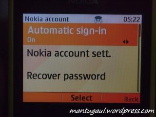 Akun Nokia
