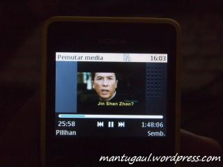 Video player bawaan