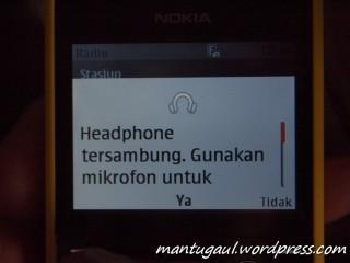 Tancap earphone